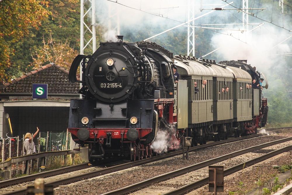 Messfahrt mit Bremslokomotive ?