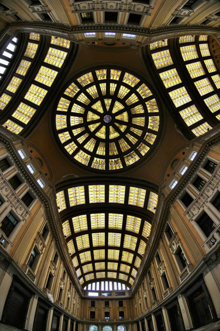 Messina / Galleria Vittorio Emanuele III