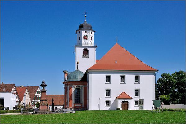 Meßkirch - St. Martin