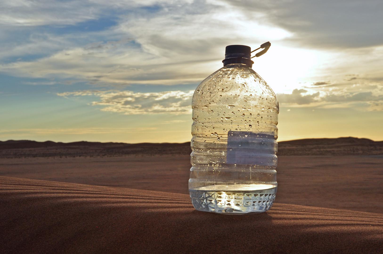 Messungen von IR Strahlung in der Namib (3)