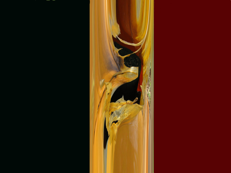 Metáfora del colapso de un aneurisma