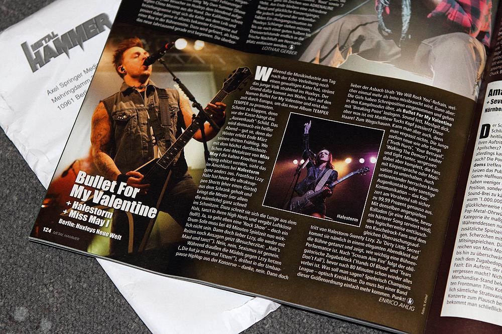 Metal Hammer I