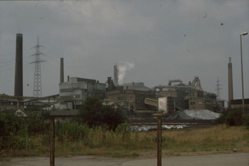 Metallhütte Berzelius 1987 (zuletzt Sudamin)