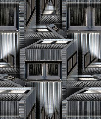 Metallic Home II