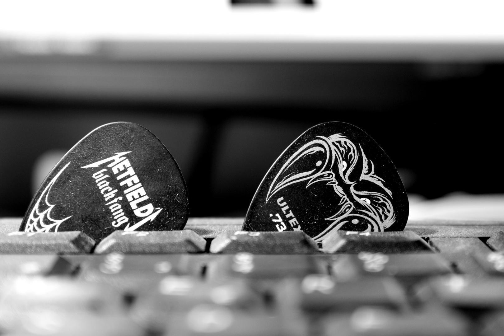 Metallica black´n´white