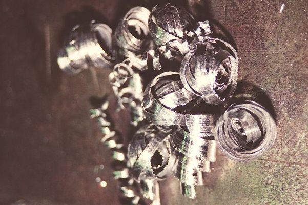 Metallspäne 2