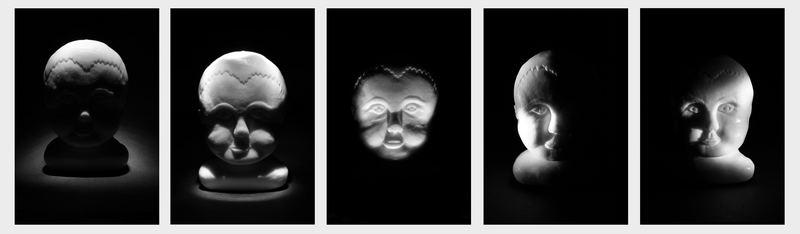 Metamorphose - Licht und Schatten
