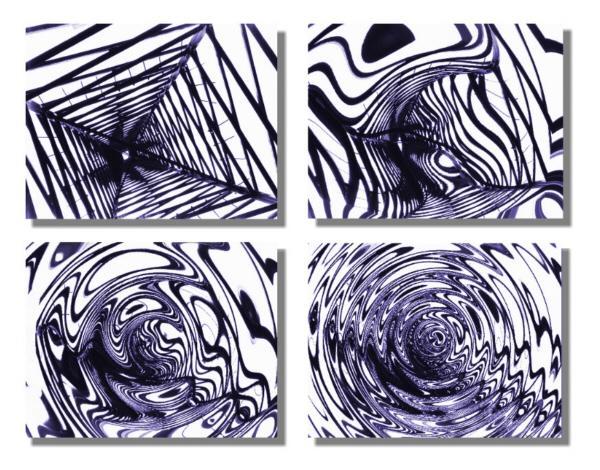metamorphose, von Strom- zu Wasserenergie