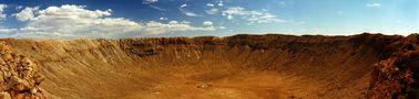 Meteor Crater - Arizona von Wolfgang Blücher