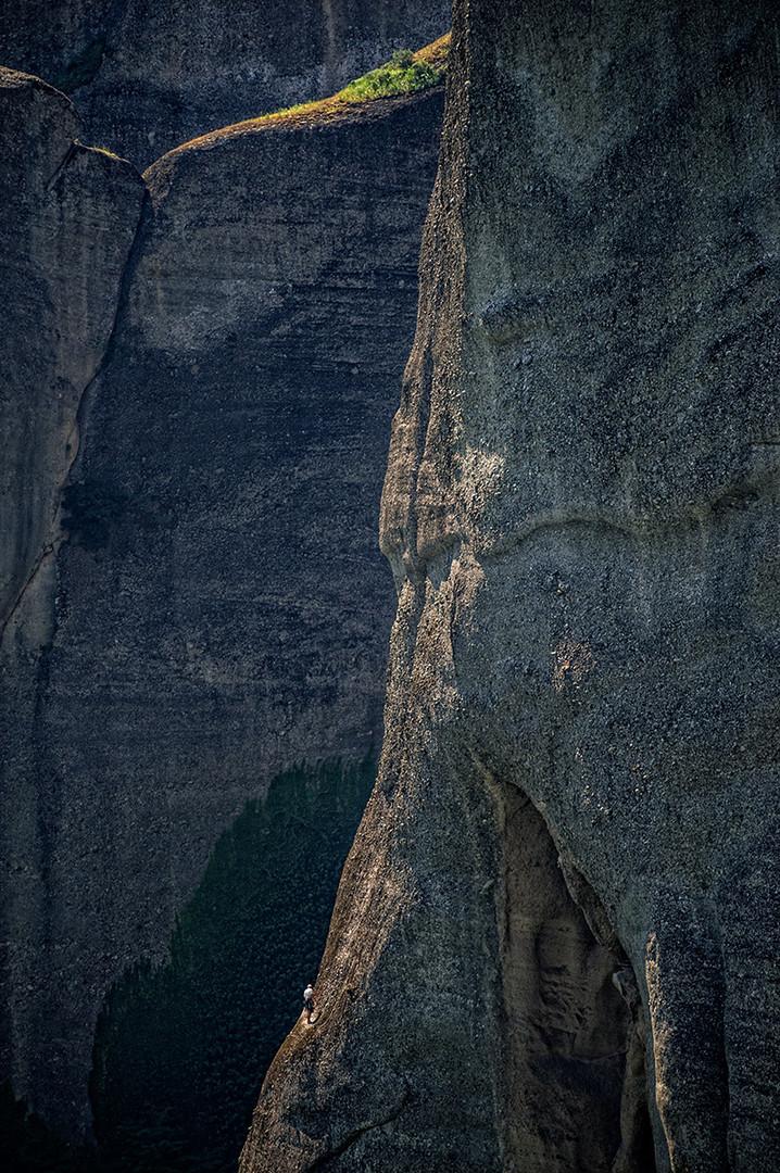 Meteora - Klettern