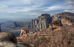 Meteora Monestaries