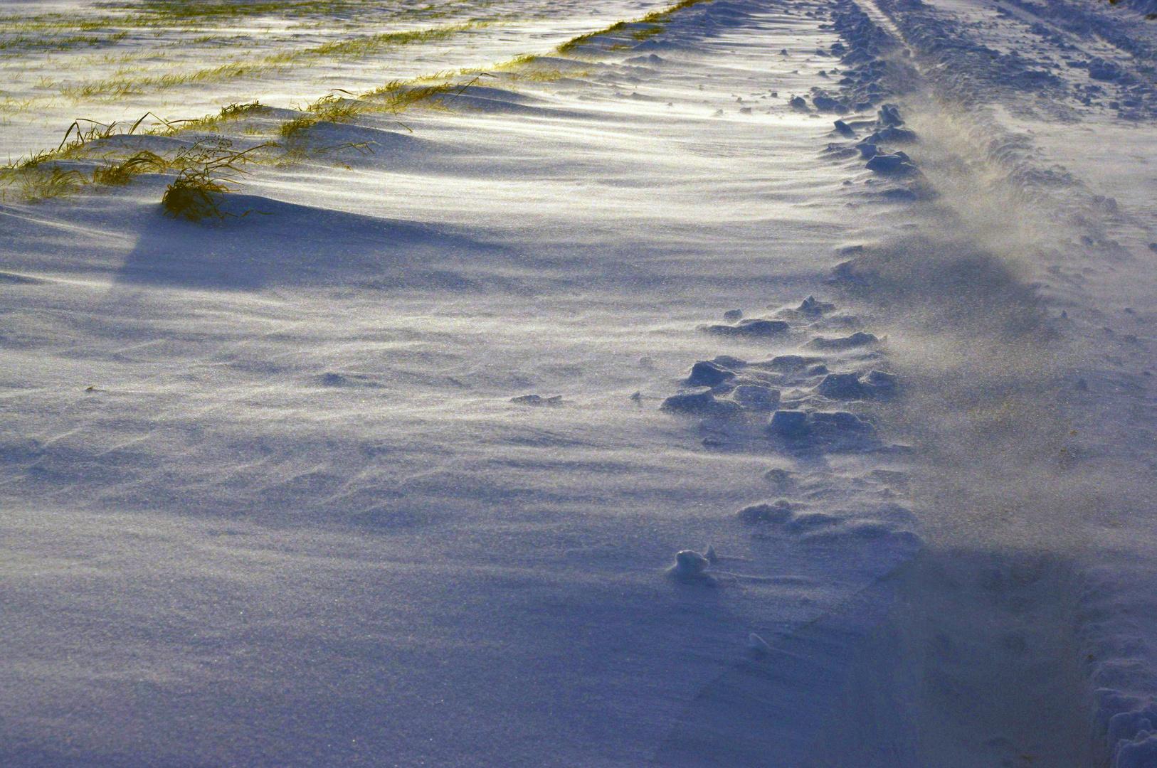 Meterologischer Winterbeginn ...