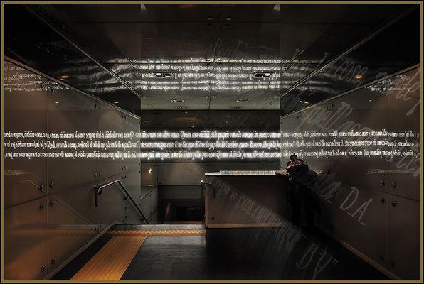 """Metro 11 - """"...tra fiumi di parole..."""""""