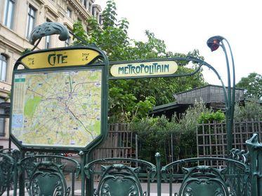Metrò Parisien