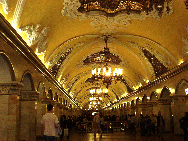 metro de Moscou