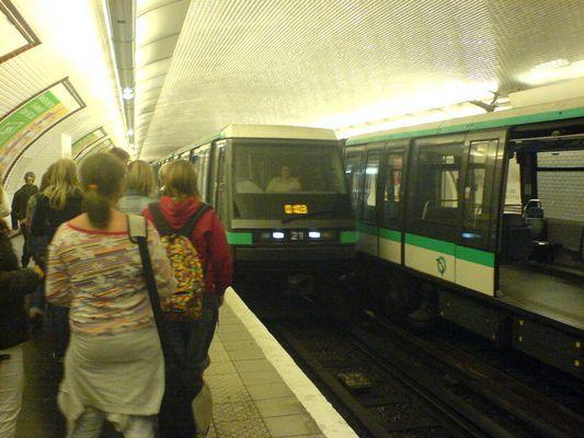 metro die zweite