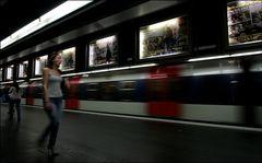 Metro fahren - so leicht!