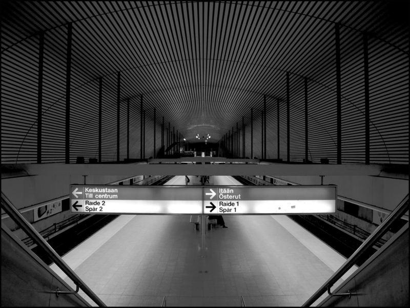 Metro Helsinki III
