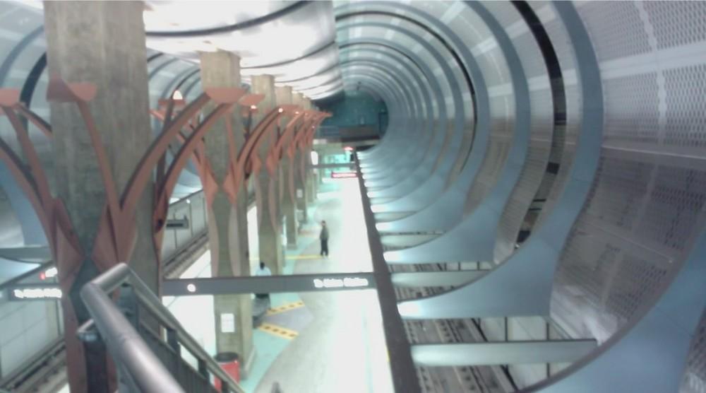 Metro in Los Angeles