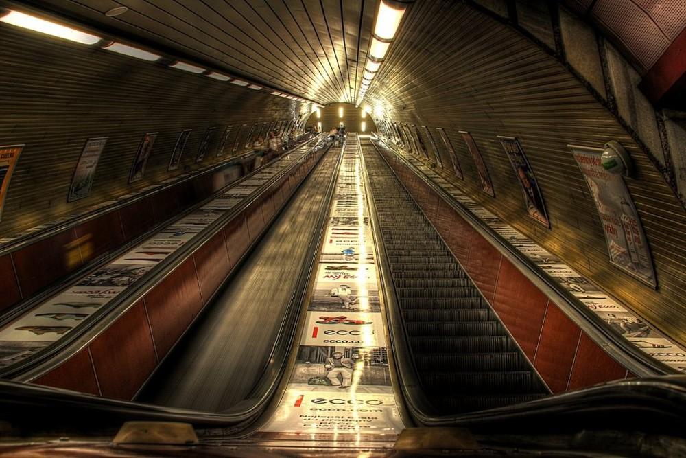 Metro in Prag 2/2