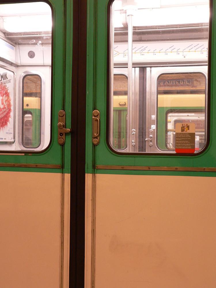 Métro, métro ...