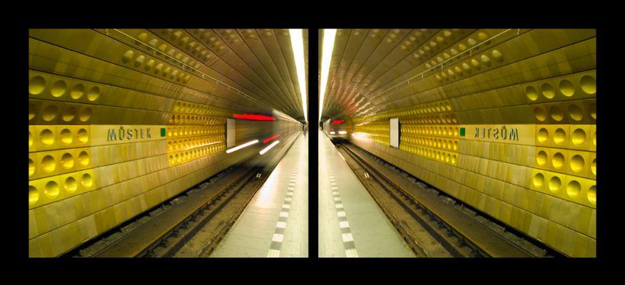 Metro - orteM