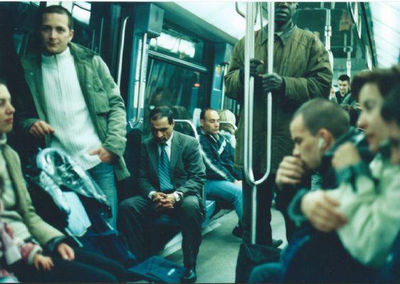 Metro Parigi 02
