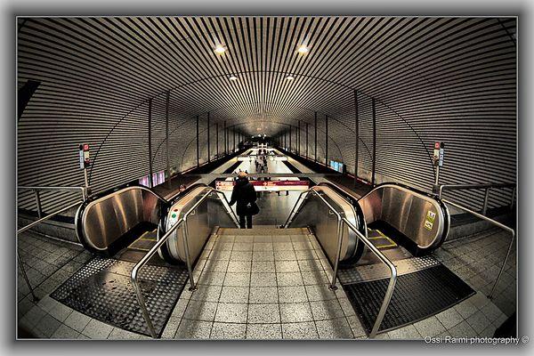 Metro station, 2009