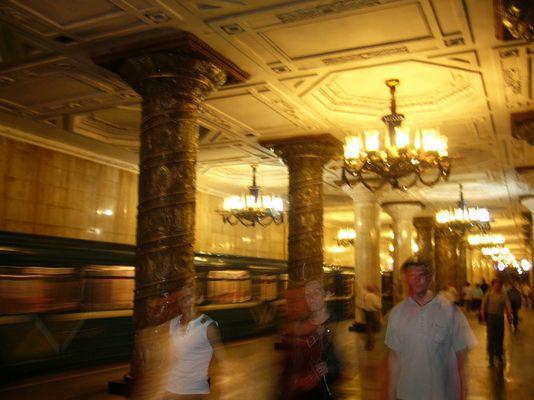 Metro-Station
