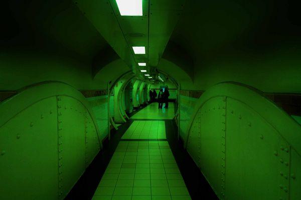 Metro Station - London