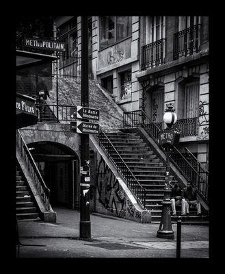Metro - Street life -