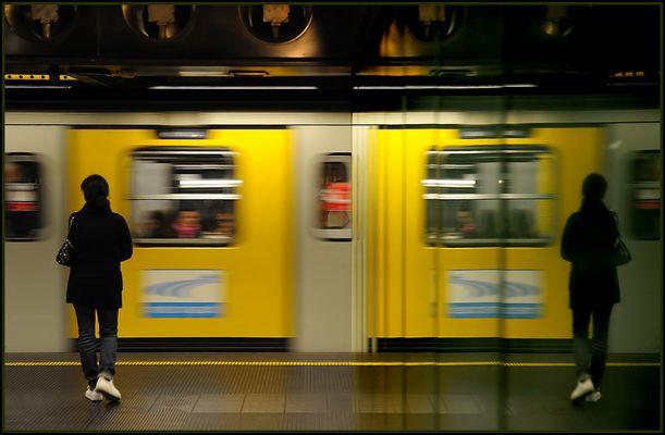 "Metro08 - ""Duplice attesa"""