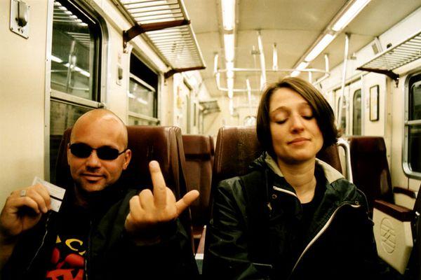 Metro...people