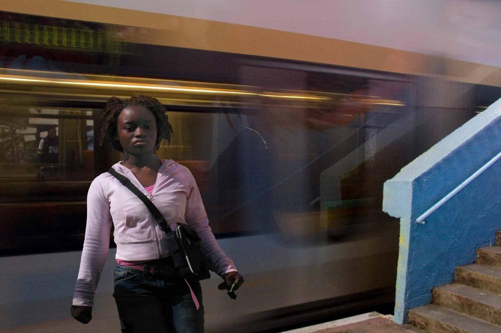 metroreiziger