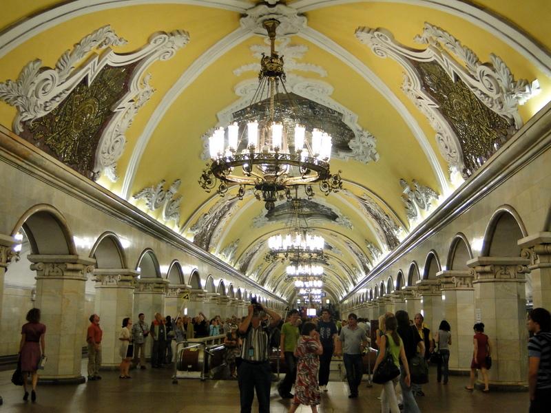 metrostation moskau foto bild architektur russland motive bilder auf fotocommunity. Black Bedroom Furniture Sets. Home Design Ideas