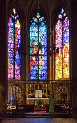 Metz, Seitenkapelle im Dom