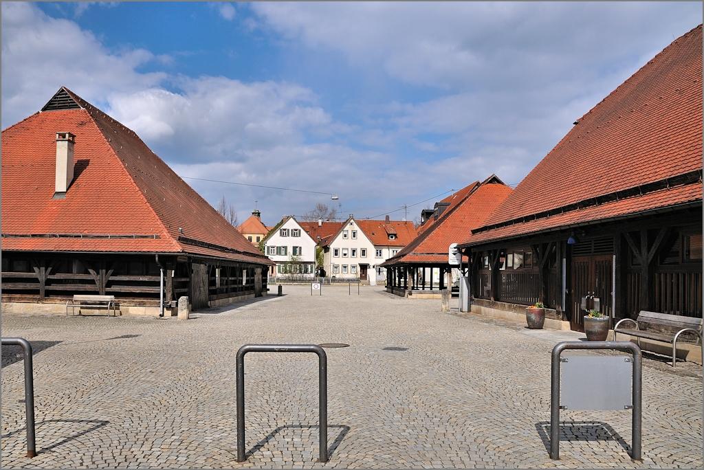 Metzingen - Bei den Keltern