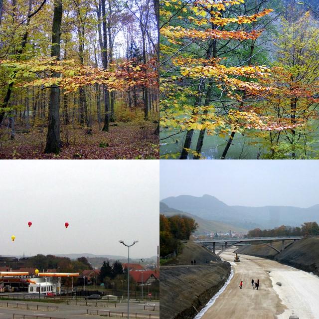 Metzingen im Oktober 2007
