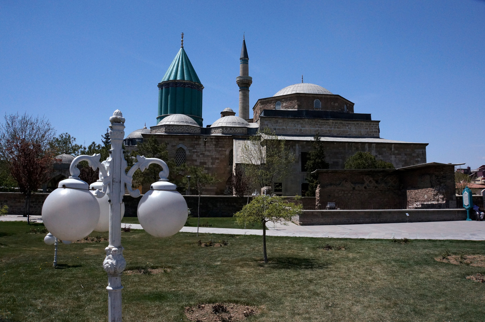Mevlana-Kloster in Konya