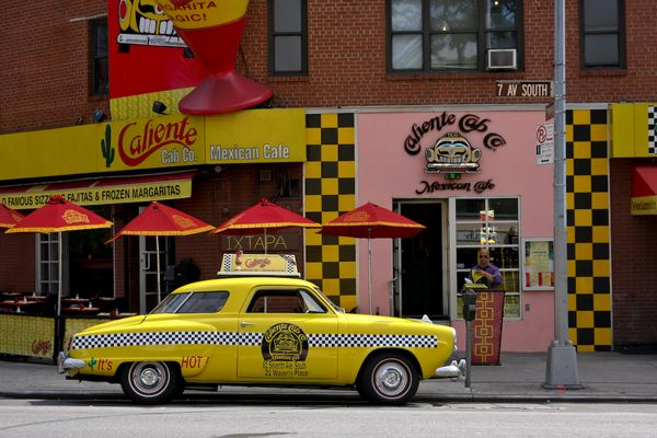 Mexican Cafe´ --- New York