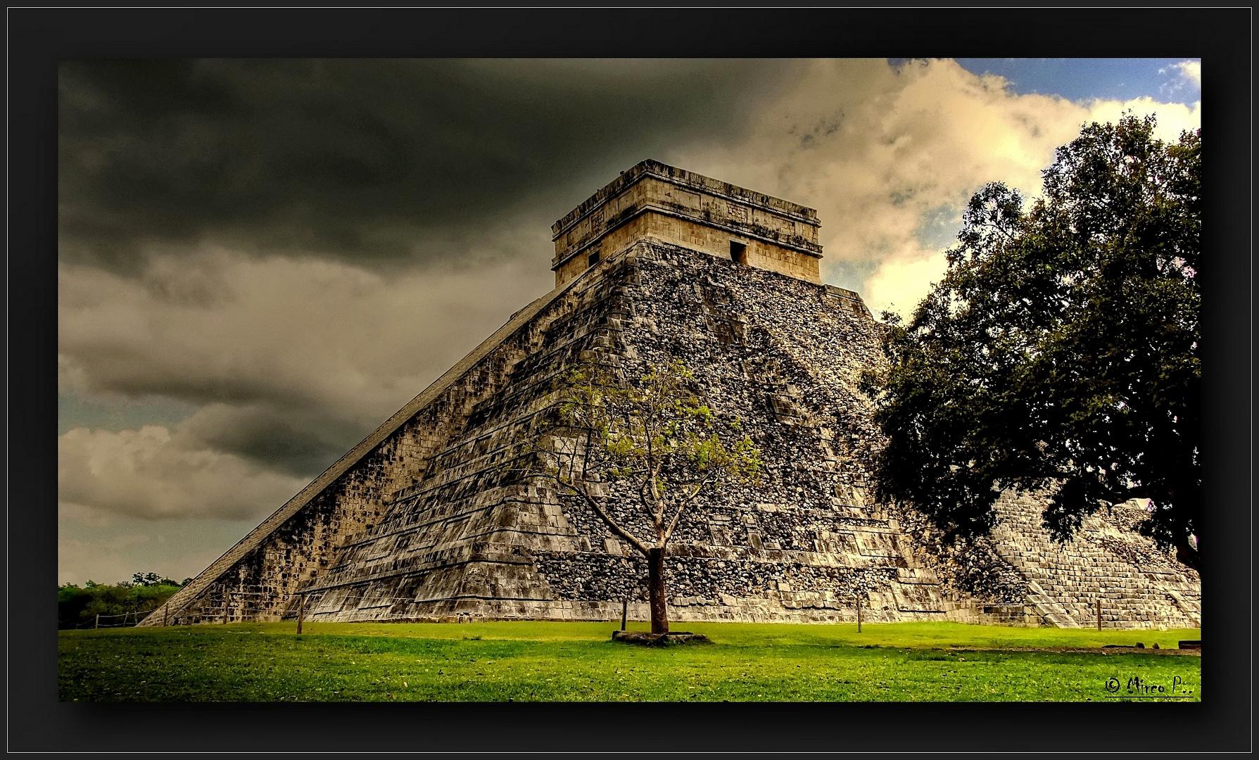 Mexico -Chichén Itzá