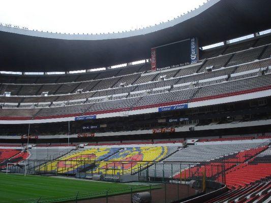 Mexico City - Aztekenstadion