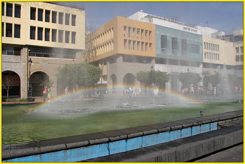 Mexico, Guadalajara el centro