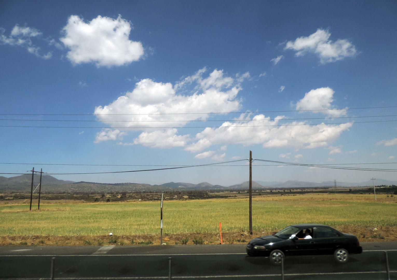 Mexikanische Wolken 1