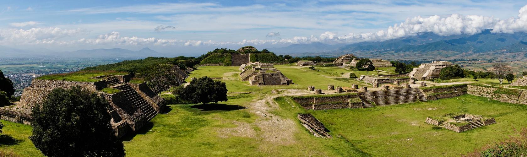 Mexiko - Monte Alban