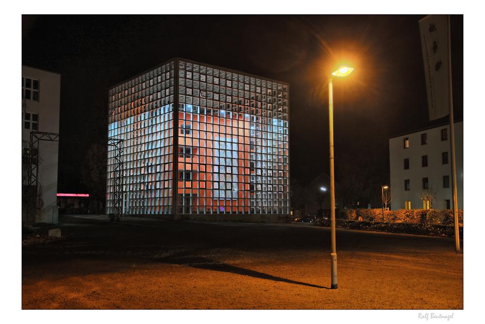 Mexiko Pavillion - Bibliothek der HBK in Braunschweig