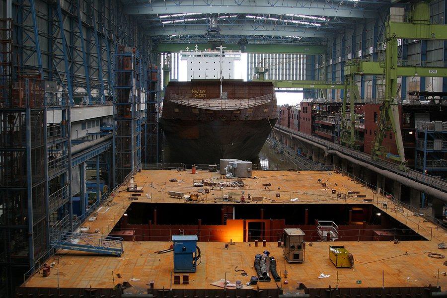 Meyer-Werft, Papenburg II