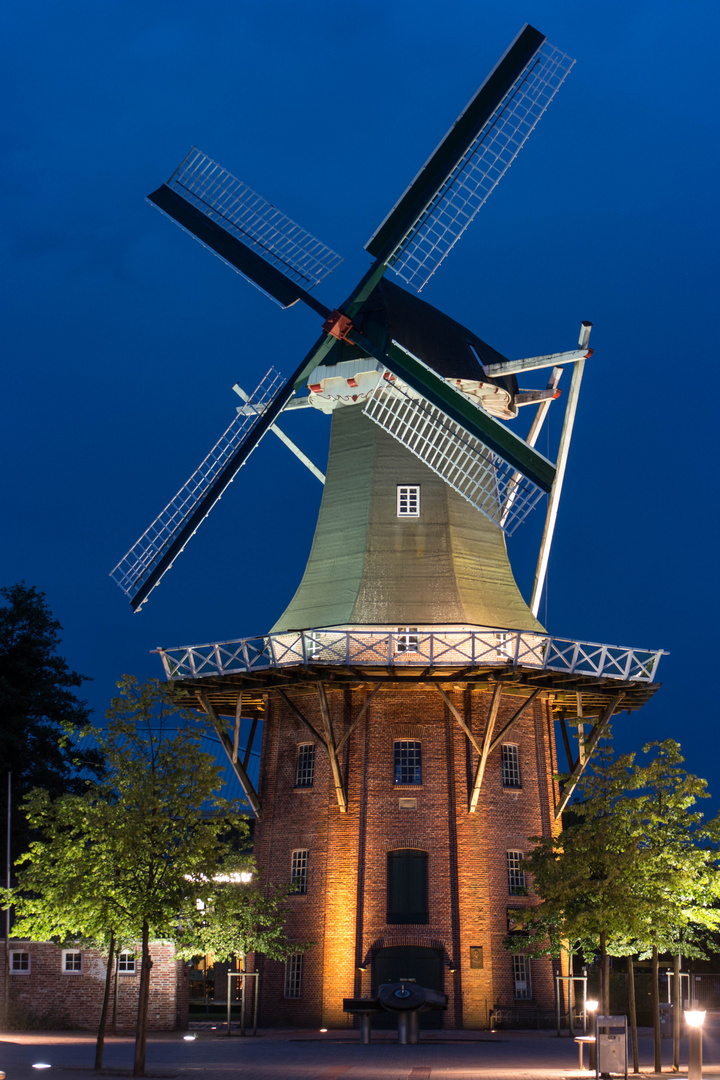 Meyers Mühle in Papenburg