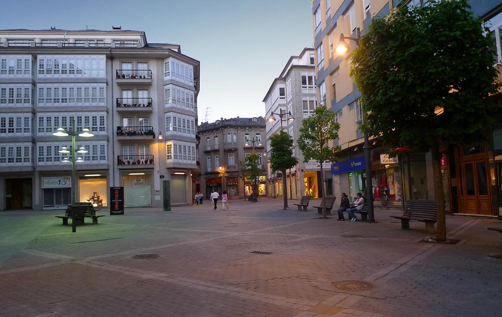 Mezcla de luces (II) Rincón de Lugo