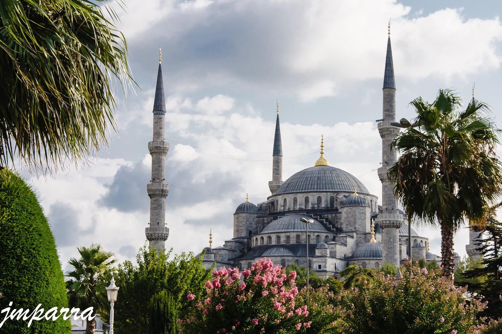 Mezquita Azul (Turquia)